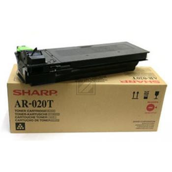 Sharp Toner-Kit schwarz (AR-020LT)