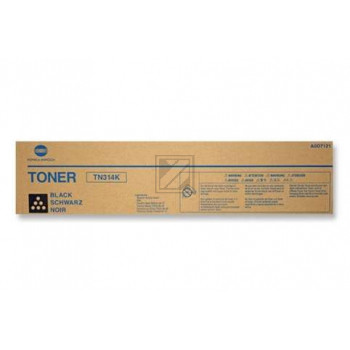 Develop Toner-Kit schwarz (A0D71D1, TN-314K)