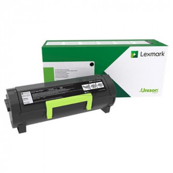 Lexmark Toner-Kartusche Return Program schwarz HC (56F2X00)