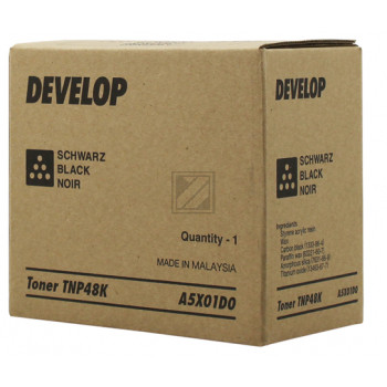 Develop Toner-Kit schwarz (A5X01D0, T-NP48K)