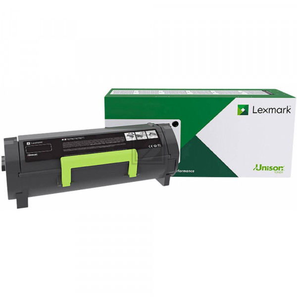 Lexmark Toner-Kit Return Program schwarz HC plus (B262U00)