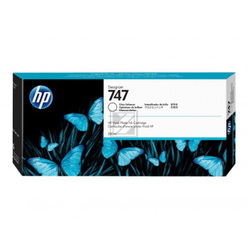 HP Tintenpatrone Gloss Enhancer (P2V87A, 747)